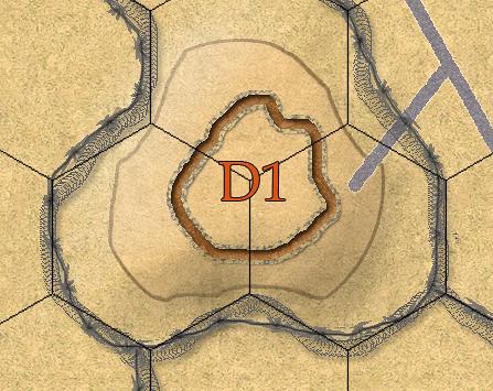 Dien Bien Phu (Legion Wargames) Trench